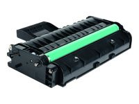 RICOH SP201HE toner cartridge for SP203, 204, 211, 213 series (2600lk)
